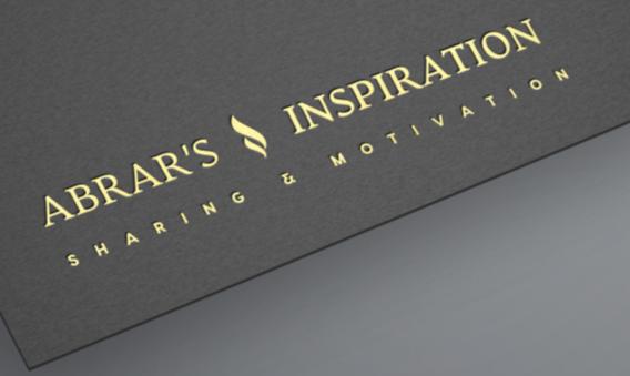 Abrar Inspiration